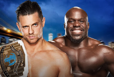 The miz vs Apollo Crews 2016 Summerslam results prediction