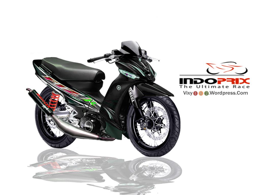 Bagaimana Bro Sis Tentang Gambar Modifikasi Motor Yamaha Fzr Terbaru