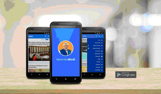CBSE forcing students to use Narendra Modi mobile app.