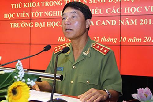 Trần Việt Tân (Thượng tướng, thứ trưởng BCA)