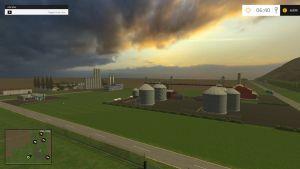 Hopes farm map