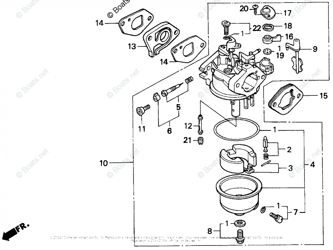 Small Engine Carburetor Diagram Free Image Diagram