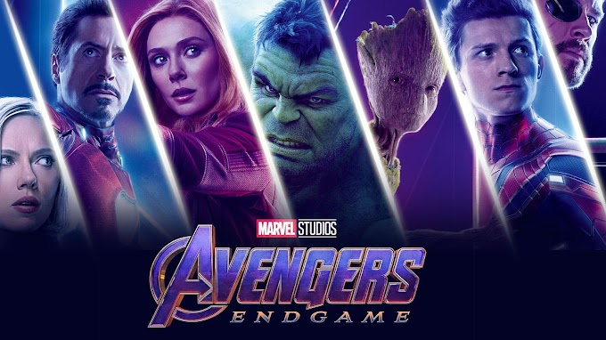 Avengers 4 EndGame (2019) Hindi Dubbed Movie 720p Download