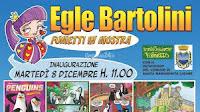 Fumetti in mostra: dall' 8 dicembre al 7 gennaio 2015 a Santa margherita Ligure