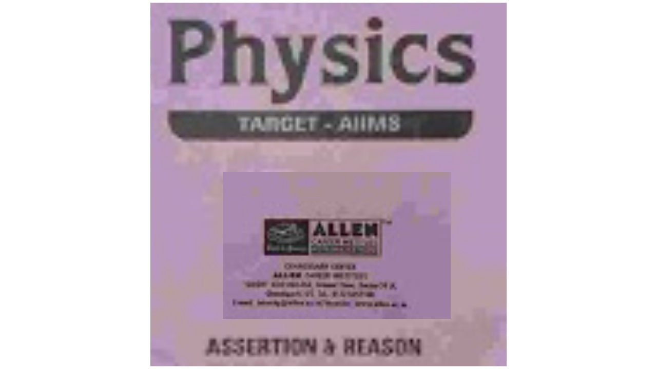 AIIMS assertion and reason PDF for free download by Allen career