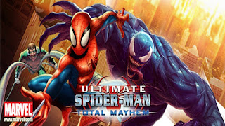 SpiderMan Total Mayhem HD Apk+Data Terbaru