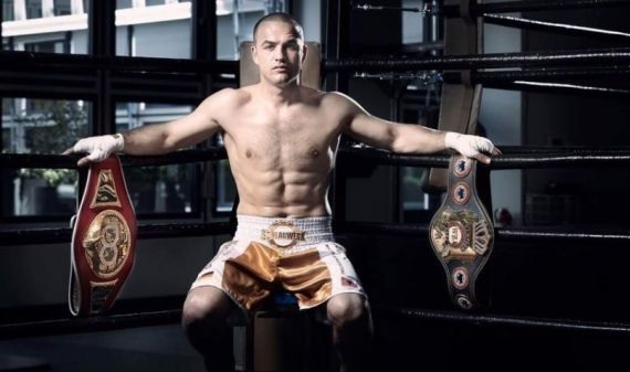 Albanian Boxer Sheffield Isufi wins WBO Intercontinental title