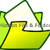 Cara Menyembunyikan File Folder di Komputer Laptop