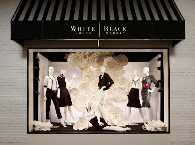Fanciful Designs: White House Black Market | Spring 2013