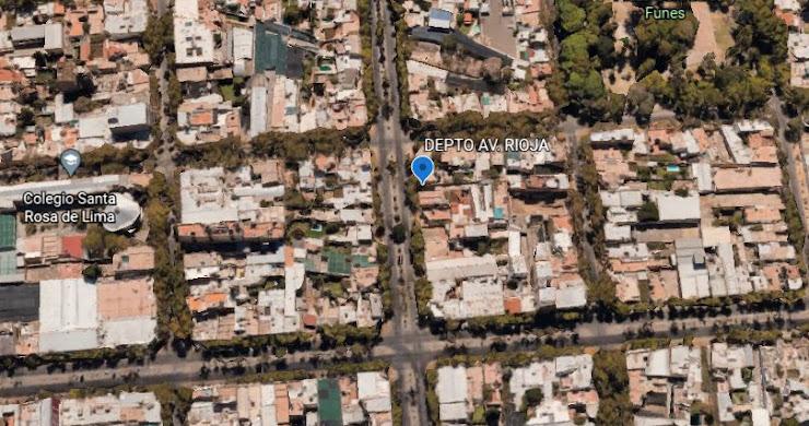 VENDO DEPARTAMENTO SOBRE AV. RIOJA, EN INMEDIACIONES DE CALLE SAN LUIS, CIUDAD, SAN JUAN, ARGENTINA.