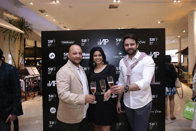 ParkShopping recebe coquetel de abertura das vendas antecipadas da Sparkling Wine Fair 2017