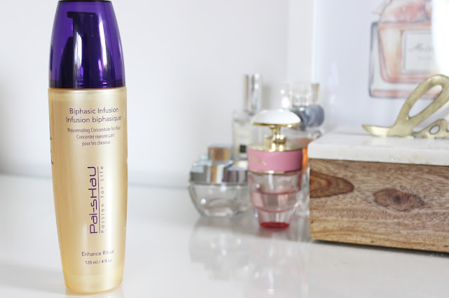 hair care, hair review, shampoo, conditioner, beauty blogger, Canadian blogger, pai-shau, Rob Pizzuti