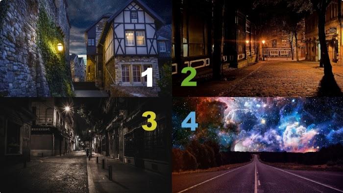 Гадание на Ночь. Выберите фотографию ночной улицы и читайте, чего ждать от следующей недели