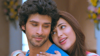 Shruti Hassan With Girish Kumar In Ramaiya Vastavaiya Hot HD Wallpapers