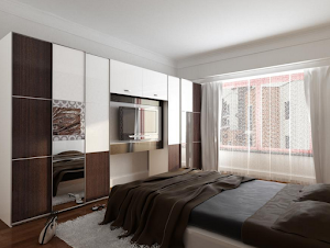 Small Master Bedroom Design Ideas and Tips