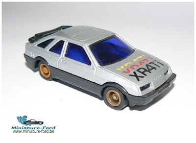 MC TOYS, Ford Sierra XR4i
