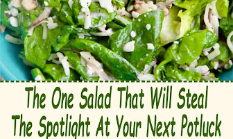 The One Salad That Will Steal The Spotlight At Your Next Potluck