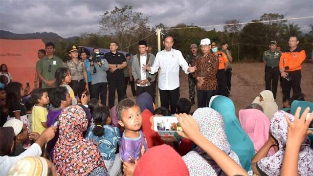 Bantuan Belum Cair, Korban Gempa Lombok Dipersilakan Utang ke Bank