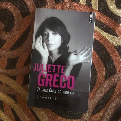 Je suis faite comme ça - Juliette Gréco
