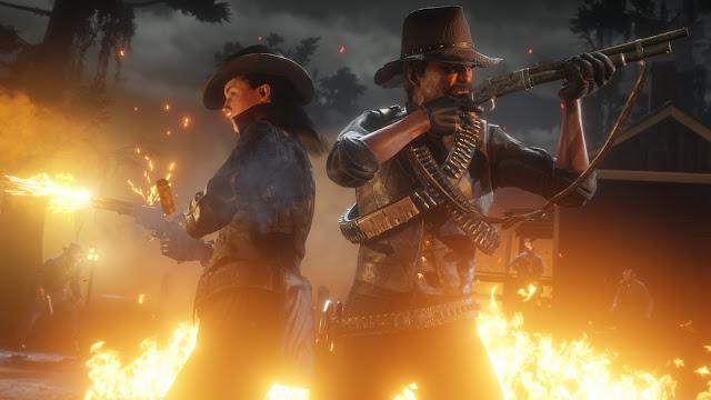 رسميا Red Dead Online سيحصل على تحديث ضخم جدا و محتويات رهيبة في الموعد يتقدمها دور Moonshiners