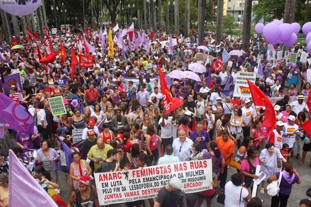 Poder político no Brasil