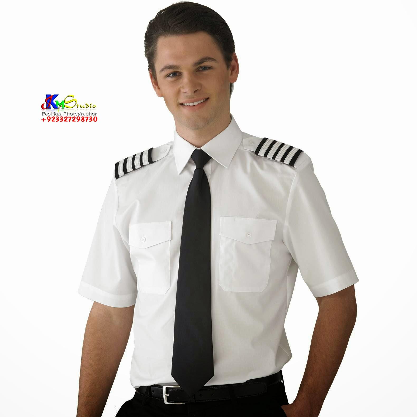 Air hostess man