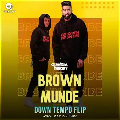 Brown Munde - Ap Dhillon (Down Tempo Flip) Quantum Theory