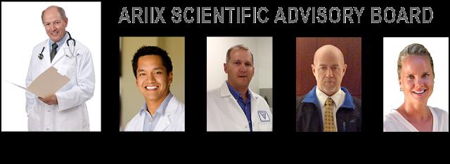 Ariix Scientific Advisory Board