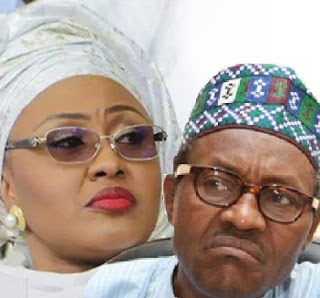 MUST SEE!!! NIGERIANS MUST LISTEN TO THE FULL AUDIO CLIP OF AISHA BUHARI'S INTERVIEW ON BBC HAUSA CRITICIZING BUHARI PUBLICLY
