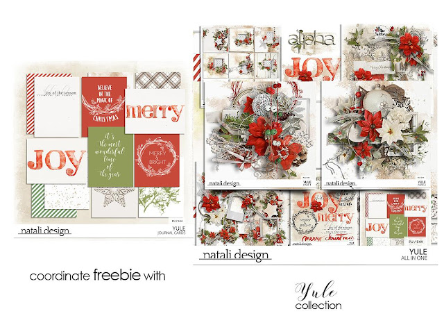 Yule All in One by Natali Design