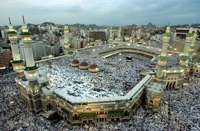 Allahu Akbar !! Inilah Tempat-Tempat yang Tak Akan Pernah Bisa Dimasuki Dajjal!!
