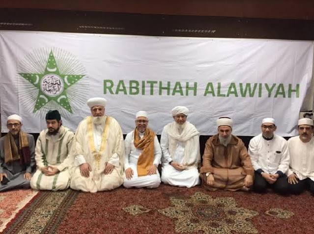 Rabithah Alawiyah Pastikan Habib Rizieq Keturunan ke-39 Nabi Muhammad SAW