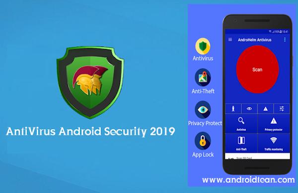 AntiVirus Android Security 2019 2.6.5 APK