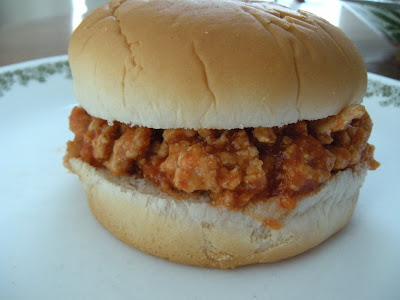 Sloppy Joes - 2 ways --- so quick and easy to make after work! You'll never buy canned mix again!