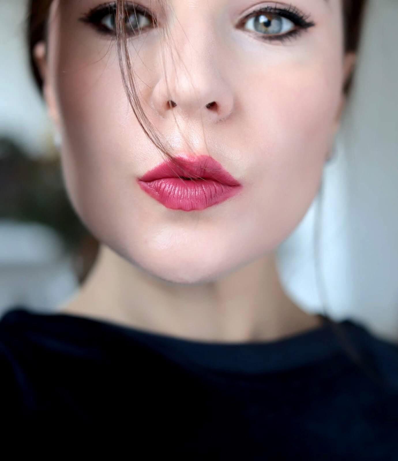 Chanel Rouge Allure 617 Camélia Grenat revue