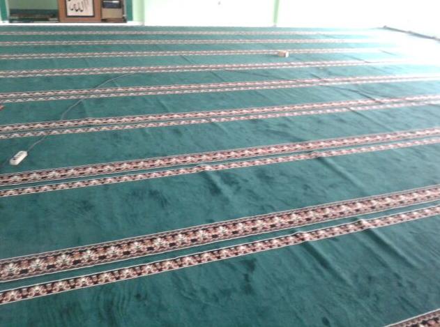 Karpet Masjid Kingdom NajwaKarpet.com