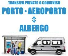 Servizio di trasferimento aeroporto - albergo Grecia