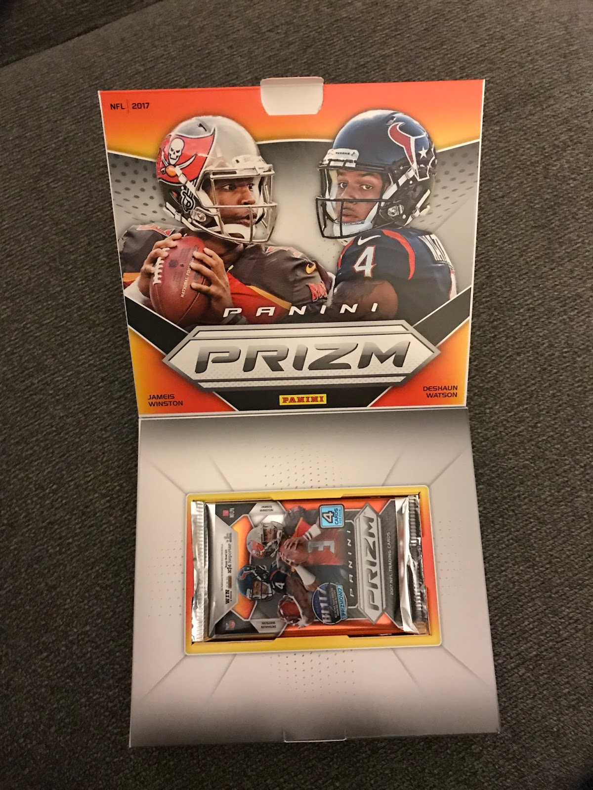 67a71ed4775 Ripping Retail - 2017 Panini Prizm Football - Target Exclusive ...