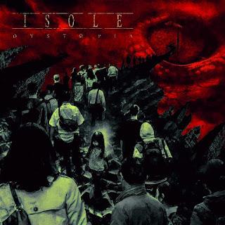 """Το τραγούδι των Isole """"Written In The Sand"""" από το album """"Dystopia"""""""
