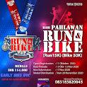 Run & Bike Hari Pahlawan • 2020