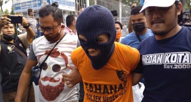 4 Fakta Ayah Bunuh 2 Anak Tiri di Medan, Dipicu Sakit Hati karena Disebut Pelit