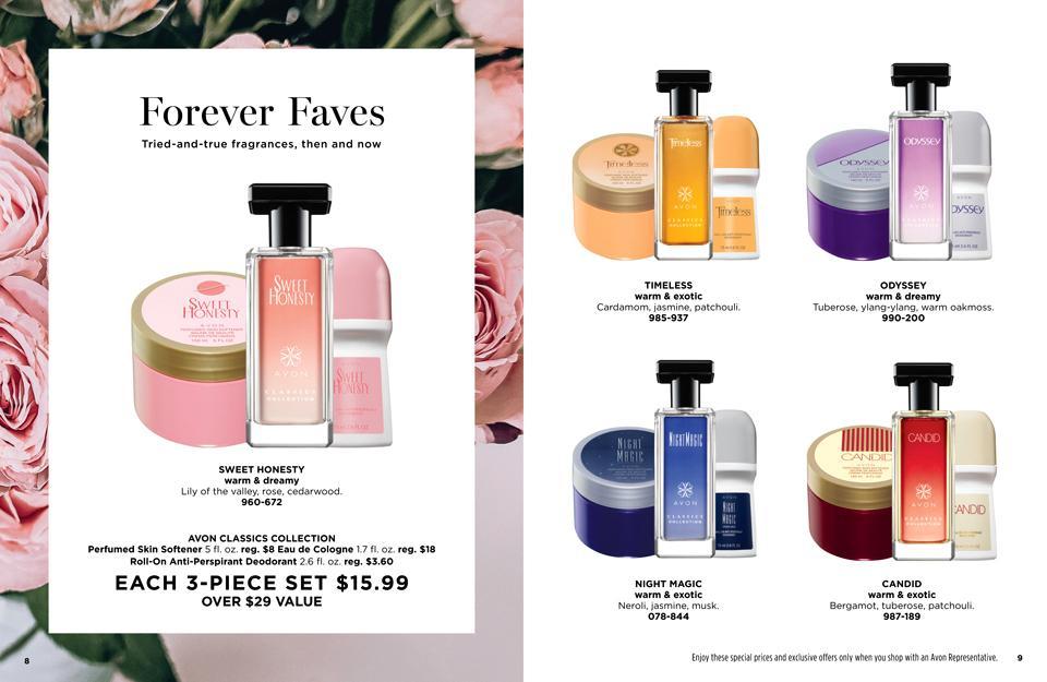Forever Faves