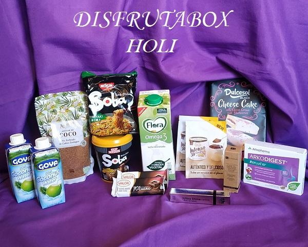 Disfrutabox Holi