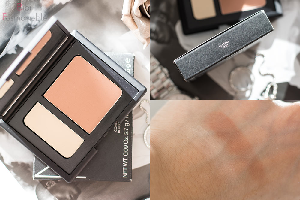 Nars Cosmetics Contour Blush Olympia inkl Swatches