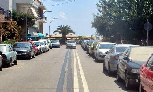 Αλλαγή κυκλοφοριακών ρυθμίσεων στις οδούς Αύρας και Μεσογείων