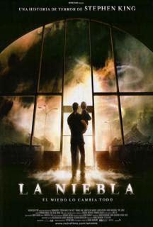 La Niebla, de Stephen King (2007)