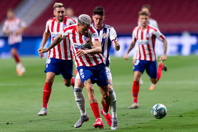 Manchester City react to Atletico Madrid claims of Gimenez bid