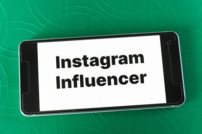 Influencer Instagram