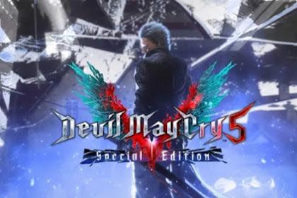 Capcom Announces Devil May Cry 5 Special Edition for Next-Gen