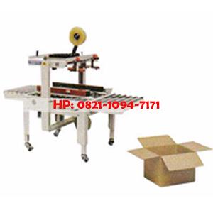 Mesin carton sealer (mesin packing karton)